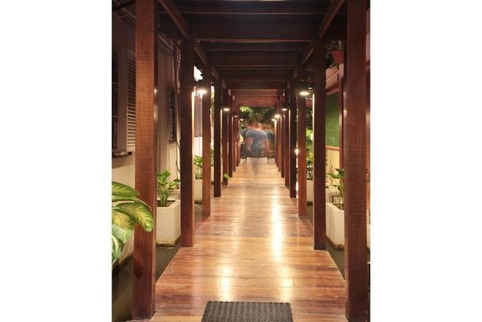 Hotel Grand Zuri Duri - Interior