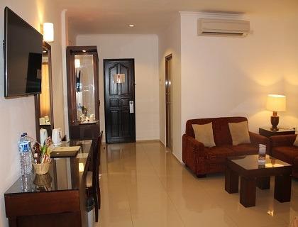 Hotel Grand Zuri Duri - Junior Suite