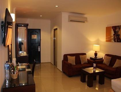 Hotel Grand Zuri Duri - Junior Suite