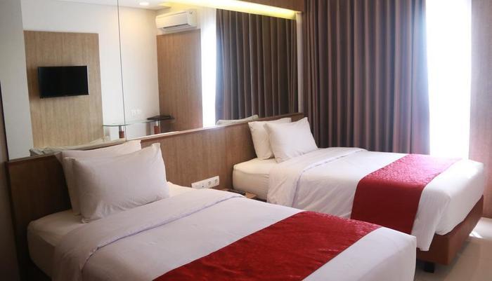 West Point Hotel Bandung - superior single