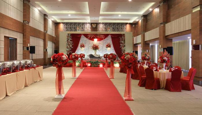 West Point Hotel Bandung - Ballroom