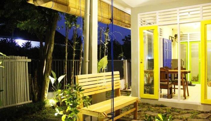 Kamikoti House Yogyakarta - Eksterior