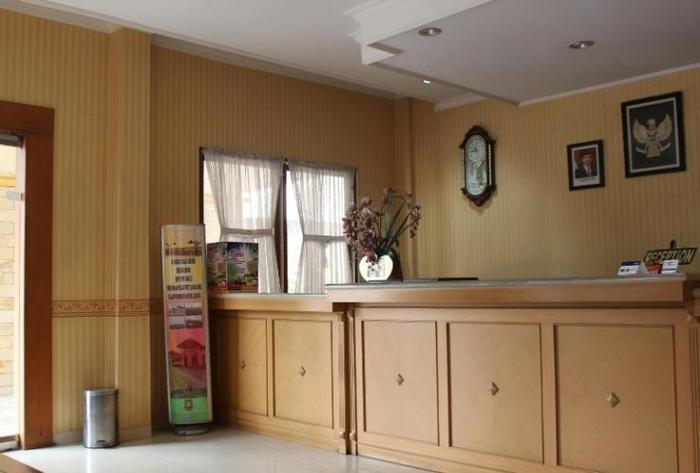 Hotel Sukma Cilegon - Lobby