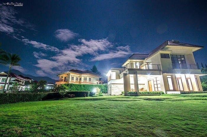 Villa Sophia Cimacan Puncak Cianjur - Sekitar Villa
