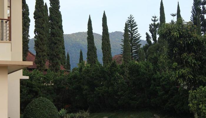 Villa Sophia Cimacan Puncak Cianjur - Pegunungan