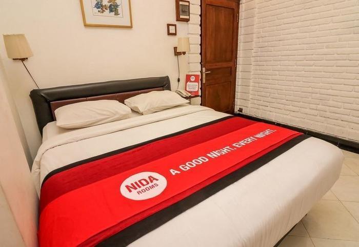 NIDA Rooms Legian 83A Kuta - Kamar tamu