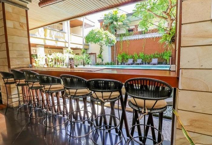 NIDA Rooms Legian 83A Kuta - Pemandangan Area