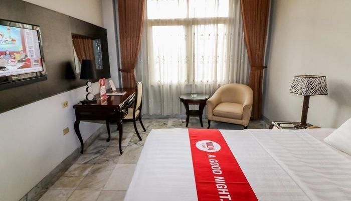 NIDA Rooms Raden Cental National Monument Jakarta - Kamar tamu