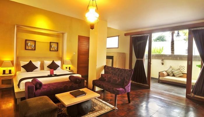 Marbella Pool Suites Seminyak - 1 Kamar Kolam
