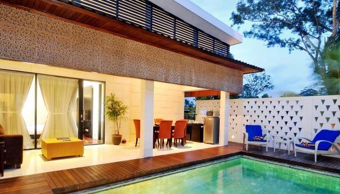 Marbella Pool Suites Seminyak - 2 BR Kolam Renang