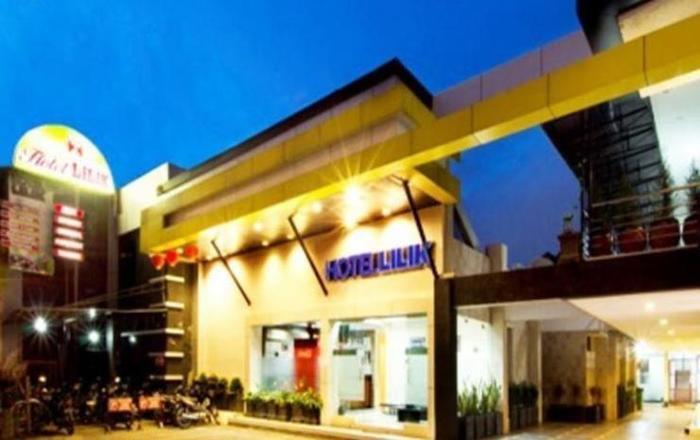 New Hotel Lilik Yogyakarta - Eksterior