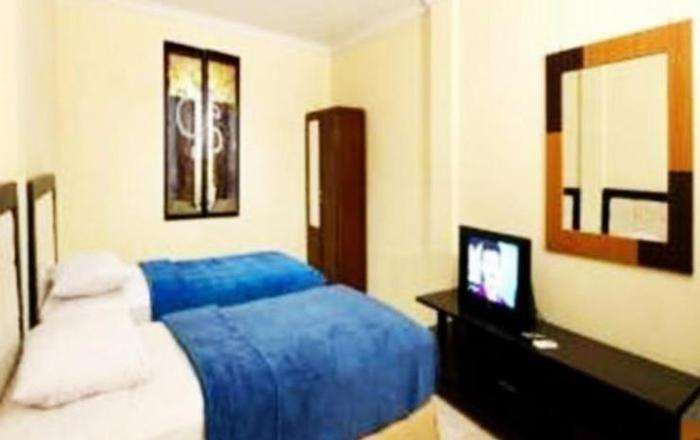 New Hotel Lilik Yogyakarta - Kamar tamu