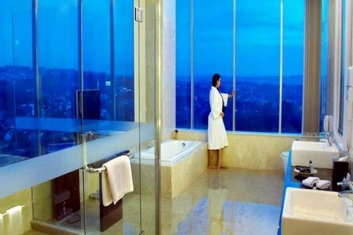 Grand Candi Hotel Semarang - Kamar mandi