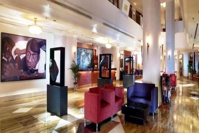 Grand Candi Hotel Semarang - Interior