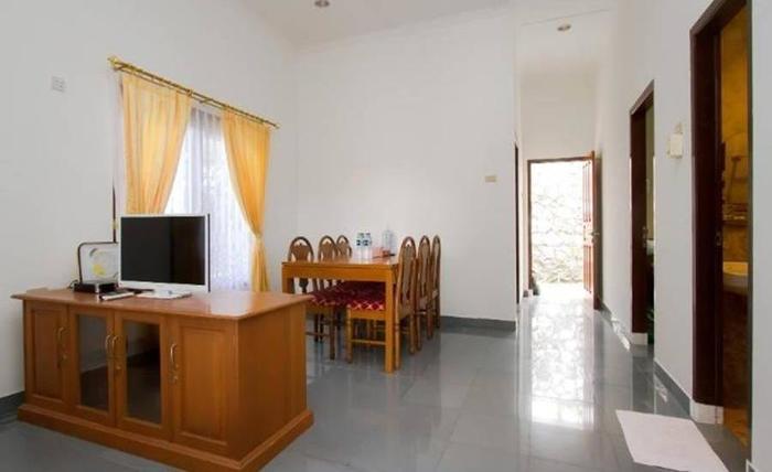 Bukit Berahu Resort Belitung - Interior