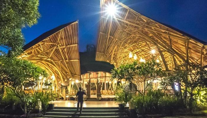 Royal Casa Ganesha Hotel & Spa Ubud Bali - Eksterior