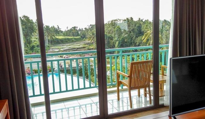 Royal Casa Ganesha Hotel & Spa Ubud Bali - Pemandangan