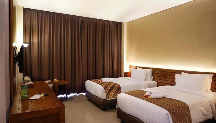 Royal Casa Ganesha Hotel & Spa Ubud Bali - Deluxe Room Twin