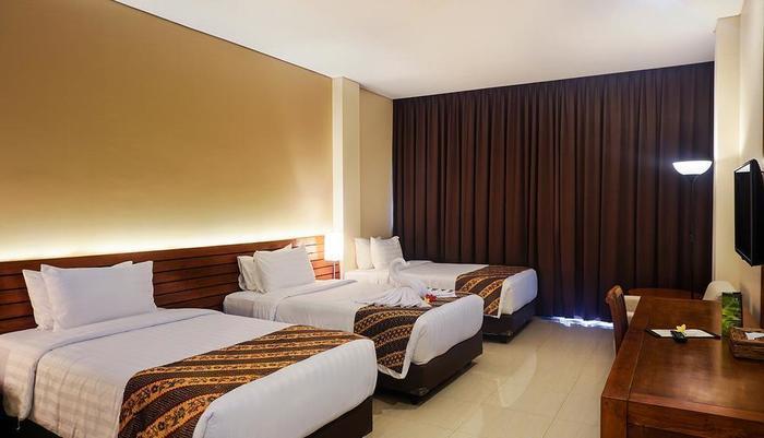 Royal Casa Ganesha Hotel & Spa Ubud Bali - Family Triple