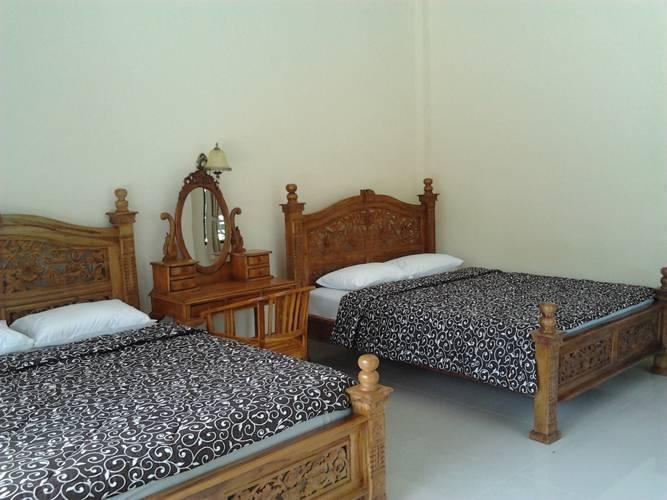 Rahayu 2 Bungalow Bali - Kamar tamu