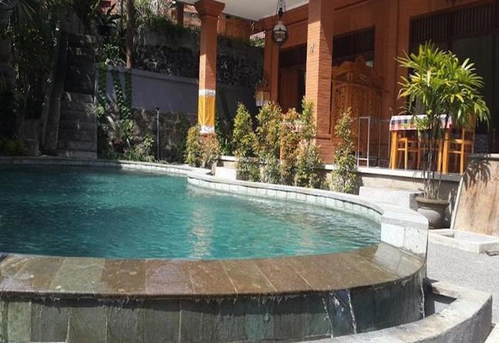 Rahayu 2 Bungalow Bali - Kolam Renang