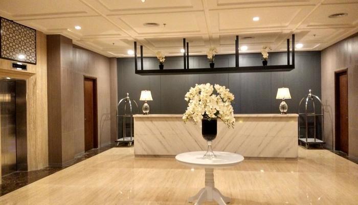 Rivoli Hotel Jakarta - lobi di rivoli hotel jakarta