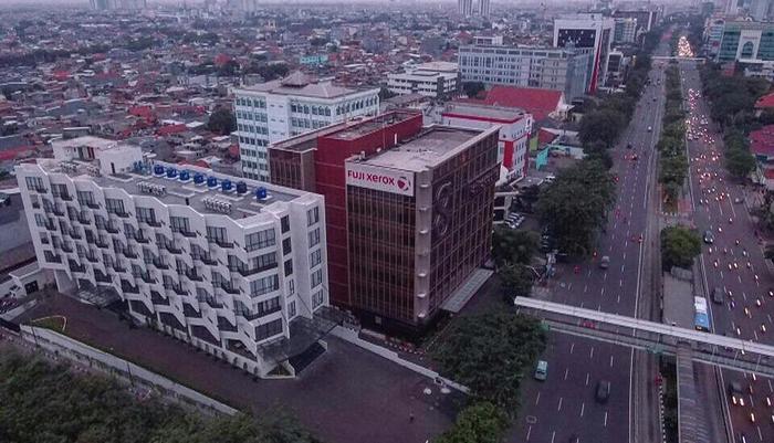 Rivoli Hotel Jakarta - Sekitaran lokasi yang sangat strategis