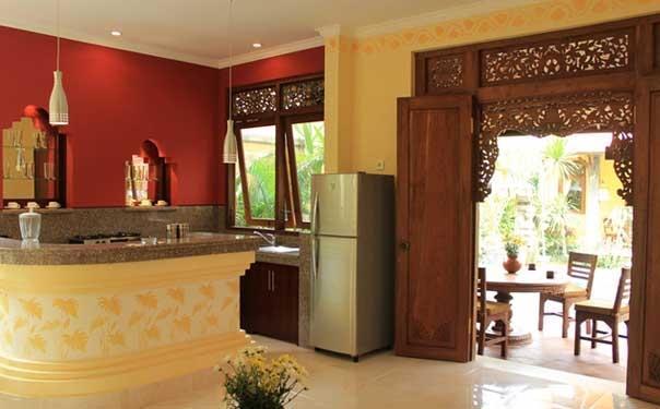 Mawa House Ubud Bali - Dapur