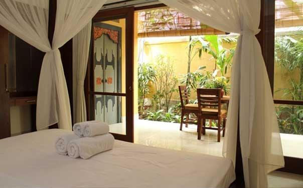 Mawa House Ubud Bali - Kamar Tidur