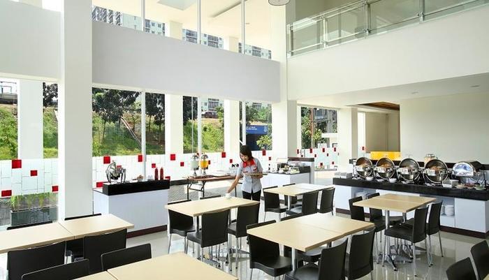 Amaris Hotel Bekasi - Sarapan Prasmanan