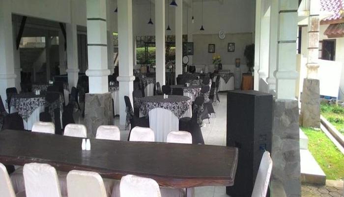 Rizen Kedaton Hotel Bogor - Restaurant