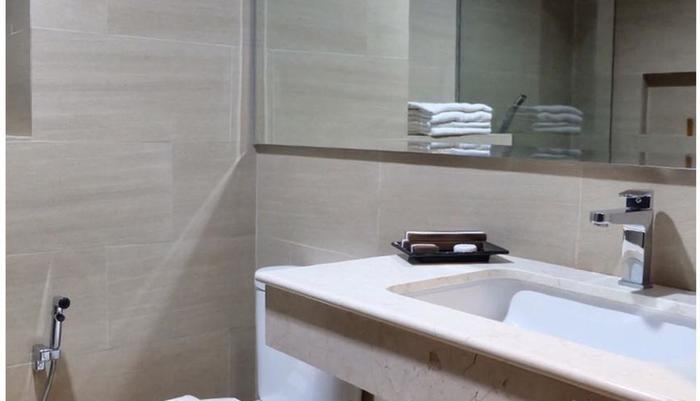 Balcony Hotel Sukabumi - Kamar mandi