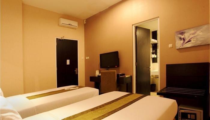 Hotel Vio Cimanuk - Superior Tempat Tidur Twin