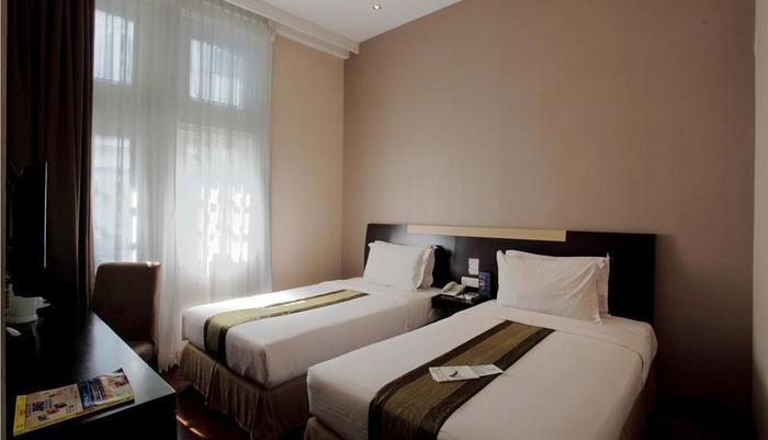 Hotel Vio Cimanuk - Deluxe Tempat Tidur Twin