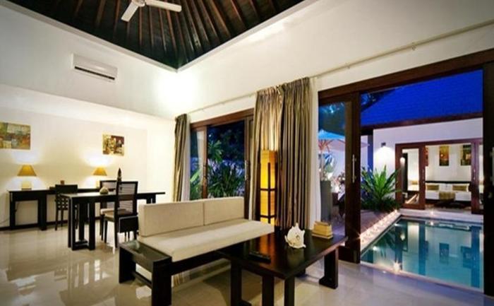 Kebun Villas & Resort Lombok - Kamar tamu