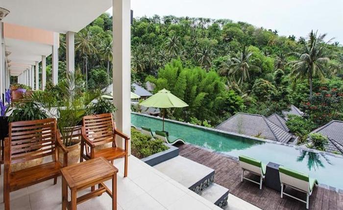 Kebun Villas & Resort Lombok - Eksterior