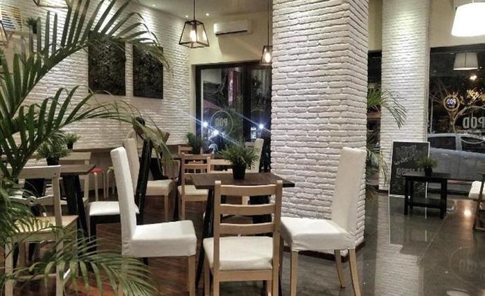 Pod House Losari Makassar - Interior