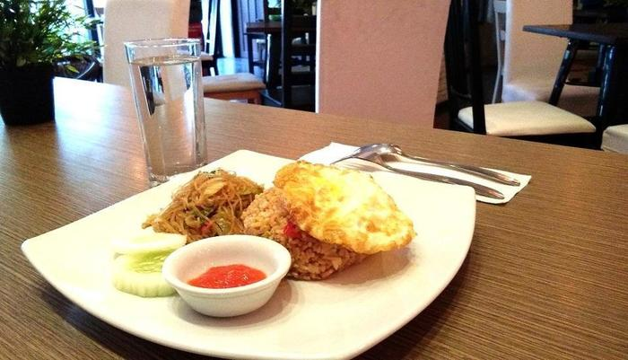 Pod House Losari Makassar - Meal