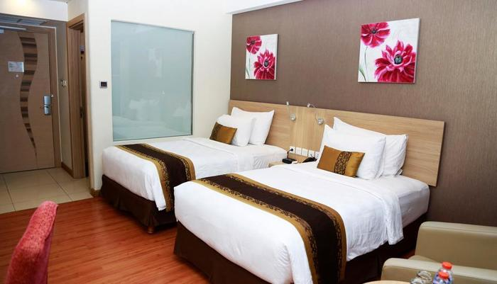 Golden Tulip Banjarmasin - Deluxe Twin