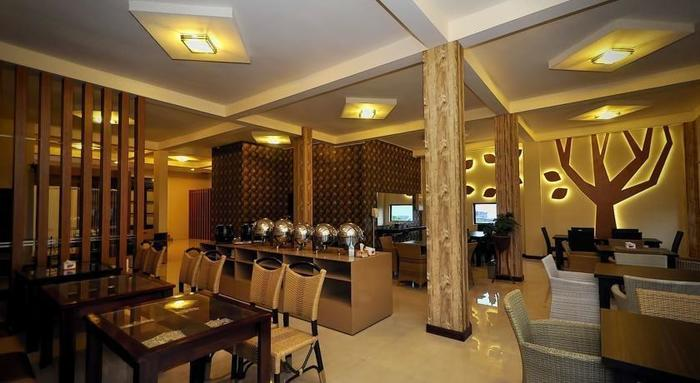 Spencer Green Hotel Malang - Interior