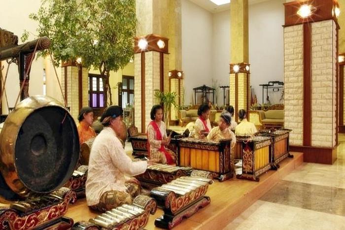 Inna Garuda Hotel Yogyakarta - Gamelan