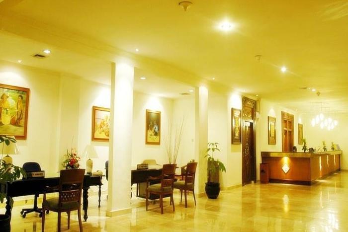Inna Garuda Hotel Yogyakarta - Lobi
