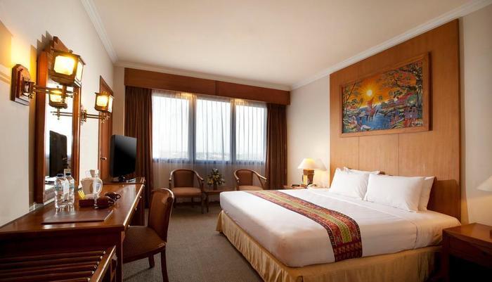Inna Garuda Hotel Yogyakarta - DELUXE