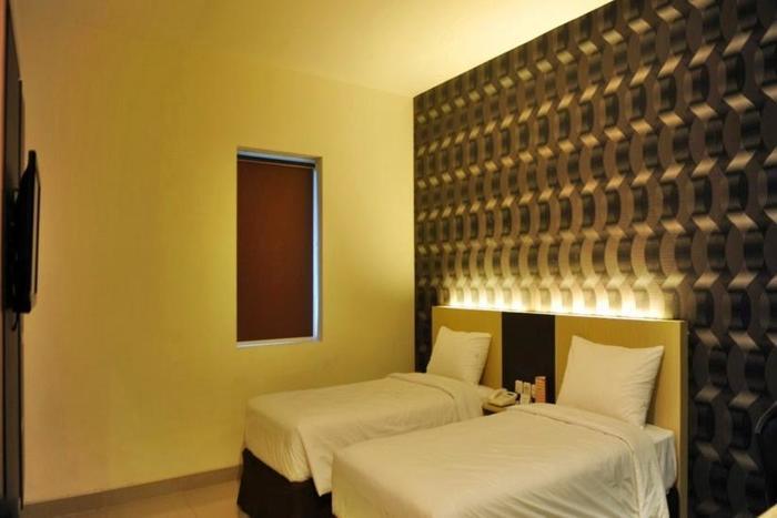 Hotel Jolin Makassar - Kamar Deluxe