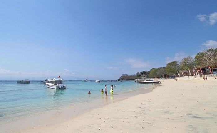 Dinatah Lembongan Villas Bali - Pantai