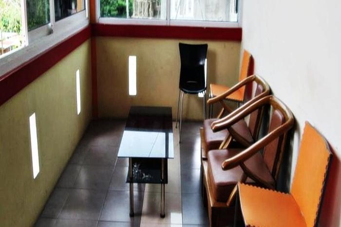 Emweka Guest House Balikpapan - Teras