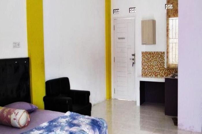 Emweka Guest House Balikpapan - Kamar Eksekutif pavillion 4, 5 m x 7 m