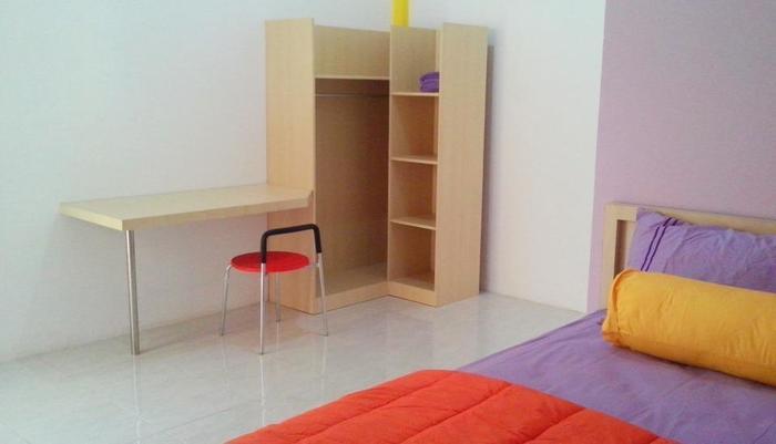 Emweka Guest House Balikpapan - superior room emweka pavillion