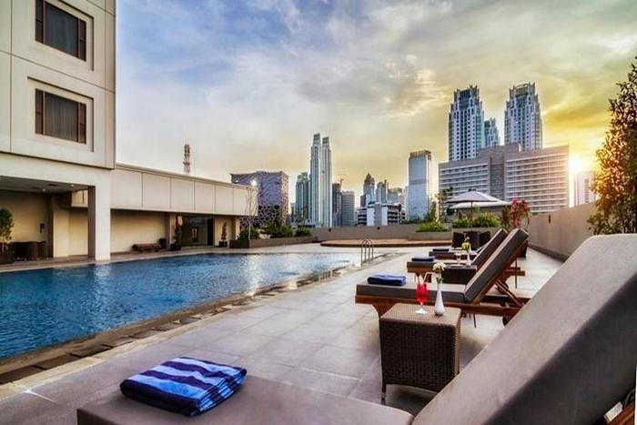 Royal Kuningan Hotel Jakarta - Kolam Renang