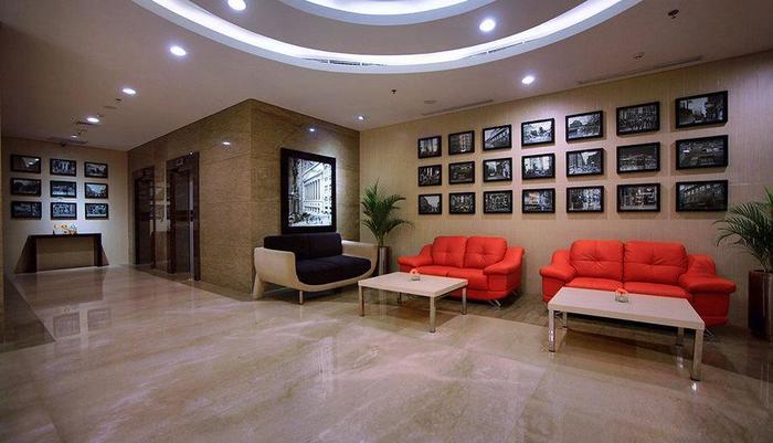 Ara Hotel Gading Serpong - Lobi